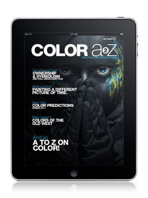Color a2z Issue1 cover
